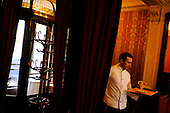 Italy-Turin's historical coffee houses and restaurants