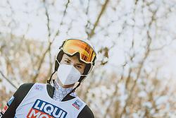 05.01.2021, Paul Außerleitner Schanze, Bischofshofen, AUT, FIS Weltcup Skisprung, Vierschanzentournee, Bischofshofen, Finale, Qualifikation, im Bild Manuel Fettner (AUT) // Manuel Fettner of Austria during the qualification for the final of the Four Hills Tournament of FIS Ski Jumping World Cup at the Paul Außerleitner Schanze in Bischofshofen, Austria on 2021/01/05. EXPA Pictures © 2020, PhotoCredit: EXPA/ JFK
