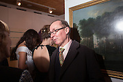 A.N.WILSON, Fashion and Gardens, The Garden Museum, Lambeth Palace Rd. SE!. 6 February 2014.