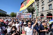 20200801 Corona-Leugner Demo, Berlin