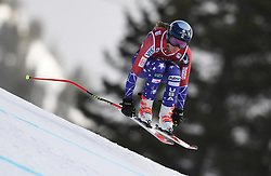 30.11.2017, Lake Louise, CAN, FIS Weltcup Ski Alpin, Lake Louise, Abfahrt, Damen, 3. Training, im Bild Alice Merryweather (USA) // Alice Merryweather (USA) in action during the 3rd practice run of ladie's Downhill of FIS Ski Alpine World Cup at the Lake Louise, Canada on 2017/11/30. EXPA Pictures © 2017, PhotoCredit: EXPA/ SM<br /> <br /> *****ATTENTION - OUT of GER*****