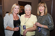 03/11/2016 Repro fee: Rita Gilligan's book The Rock 'n' Roll Waitress from The Hard Rock Cafe My Life in Hotel Meyrick, Galway was launched my Cllr. Noel Larkin Mayor of Galway. At the launch were Hazel Casburn, Drum East, Margaret Elwood Corandulla, Michelle Kenny Renmore.<br />    Photo :Andrew Downes, XPOSURE