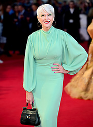 Maye Musk attending the UK Premiere of A Star is Born held at the Vue West End, Leicester Square, London.