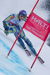 17.02.2011, Kandahar, Garmisch Partenkirchen, GER, FIS Alpin Ski WM 2011, GAP, Riesenslalom, im Bild Gold Medaille und Weltmeister TinaTina Maze (SLO) // Gold Medal and World Champion Tina Maze (SLO) during Giant Slalom Fis Alpine Ski World Championships in Garmisch Partenkirchen, Germany on 17/2/2011. EXPA Pictures © 2011, PhotoCredit: EXPA/ M. Gunn