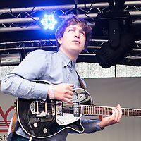 The Quangos perform live at Beached 2012, Castlefields Arena, Manchester, 2012-06-02