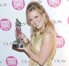 Cosmopolitan Awards 6th November 2007