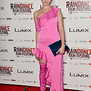 Chagall attends the Raindance Opening Gala 2018 held at Vue West End, Leicester Square on September 26, 2018 in London, England.