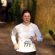 BAV wintercup loop 2005 Baarn, Esther Bravenhoff