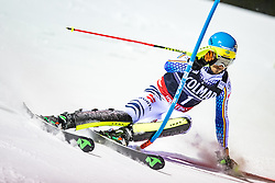 22.12.2016, Canalone Miramonti Rennstrecke, Madonna di Campiglio, ITA, FIS Ski Weltcup, Madonna di Campiglio, Slalom, Herren, 1. Lauf, im Bild Felix Neureuther (GER) // Felix Neureuther of Germany in action during 1st run of men's Slalom of FIS ski alpine world cup at the Canalone Miramonti race course in Madonna di Campiglio, Italy on 2016/12/22. EXPA Pictures © 2016, PhotoCredit: EXPA/ Johann Groder