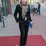 NLD/Amsterdam/20130428 - Premiere Jon en de Jongens, Inge Ipenburg
