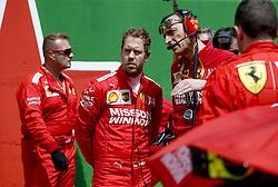 November 17, 2019, Sao Paulo, Brazil: Motorsports: FIA Formula One World Championship 2019, Grand Prix of Brazil, . #5 Sebastian Vettel (GER, Scuderia Ferrari Mission Winnow) (Credit Image: © Hoch Zwei via ZUMA Wire)