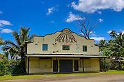 Meridian Theater, Taveuni, Fiji