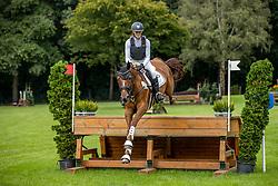 ALBERTS Anna (GER), Dolce Vita T<br /> Finalqualifikation 6j. Geländepferde<br /> Warendorf - Bundeschampionate 2020<br /> 27. August 2020<br /> © www.sportfotos-lafrentz.de/Stefan Lafrentz