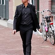 NLD/Amsterdam/20110722 - Afscheidsdienst voor John Kraaijkamp, Freek Bartels
