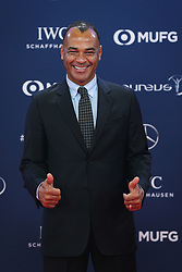 MONACO, Feb. 19, 2019  Laureus Academy Member, former Brazilian footballer Cafu poses on the red carpet at the 2019 Laureus World Sports Awards ceremony in Monaco, Feb. 18, 2019. The 2019 Laureus World Sports Awards were unveiled in Monaco on Monday. (Credit Image: © Zheng Huansong/Xinhua via ZUMA Wire)