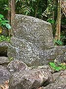 Upeke Ceremonial Center, Taaoa Valley, Atuona, Hiva Oa, Marquesas, French Polynesia, South Pacific