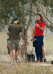 EXCLUSIVE: Caitlyn Jenner and James Haskell at Byron Bay during Challenge filming for I'm A Celebrity Get Me Out Of Here UK. 16 Nov 2019 Pictured: I'm A Celebrity Get Me Out Of Here UK, Caitlyn Jenner. Photo credit: MEGA TheMegaAgency.com +1 888 505 6342