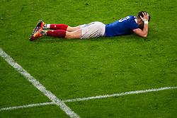 Tournoi des 6 nations au Stade de France le 1er Fevrier 2019 - France Pays de Galles -<br /> 6 Nations Tournament at the Stade de Fance on 1 February 2019 - France Wales Romain Ntamack,