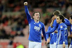 Birmingham City's Craig Gardner celebrates
