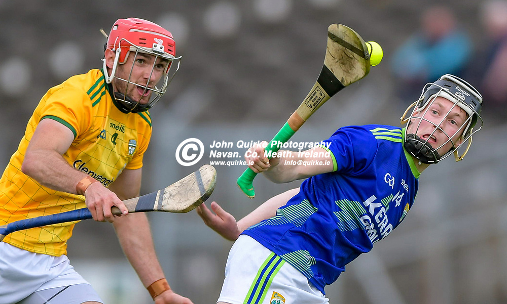 Shane Conway,  in action for Kerry,  during the Meath v Kerry,  Joe McDonagh Cup match at Pairc Tailteann, Navan.<br /> <br /> Photo: GERRY SHANAHAN-WWW.QUIRKE.IE<br /> <br /> 10-07-2021