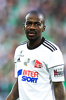 Gael Kakuta of Amiens during the Ligue 1 match between AS Saint Etienne and Amiens SC  at Stade Geoffroy Guichard on August 19, 2017 in Saint Etienne, France. ( Photo by Andre Ferreira / Icon Sport )