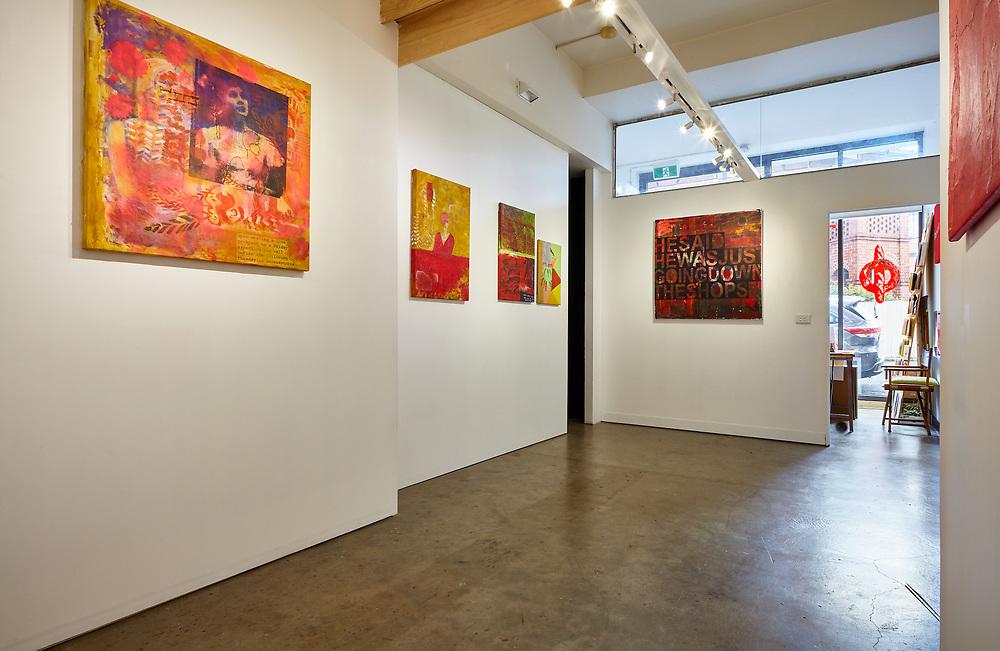 Jade Walsh - TooT Artspace