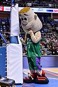 DESCRIZIONE : Eurolega Euroleague 2015/16 Group D Unicaja Malaga - Dinamo Banco di Sardegna Sassari<br /> GIOCATORE : Mascotte Unicaja Malaga<br /> CATEGORIA : Curiosità Spettacolo<br /> SQUADRA : Unicaja Malaga<br /> EVENTO : Eurolega Euroleague 2015/2016<br /> GARA : Unicaja Malaga - Dinamo Banco di Sardegna Sassari<br /> DATA : 06/11/2015<br /> SPORT : Pallacanestro <br /> AUTORE : Agenzia Ciamillo-Castoria/L.Canu
