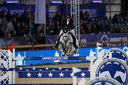 Lamaze Eric, CAN, Houston<br /> Accenture Jumpingclash Challenge<br /> presented by BMW<br /> Jumping Antwerpen 2017<br /> © Hippo Foto - Dirk Caremans<br /> 21/04/2017