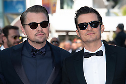 Leonardo di Caprio and Orlando Bloom attending the Il Traditore Premiere as part of the 72nd Cannes International Film Festival in Cannes, France on May 23, 2019. Photo by Aurore Marechal/ABACAPRESS.COM