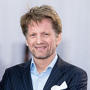 NLD/Utrecht/20190308  - Willem-Alexander geeft het startsein vd 'Week voor de Gezonde Jeugd', Prins Pieter-Christiaan