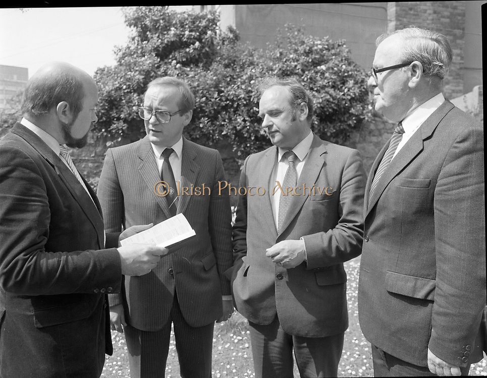 """Launching of book called """"Personnel and Industrial Relations Directory"""", I.P.A,<br /> 14th May 1984"""