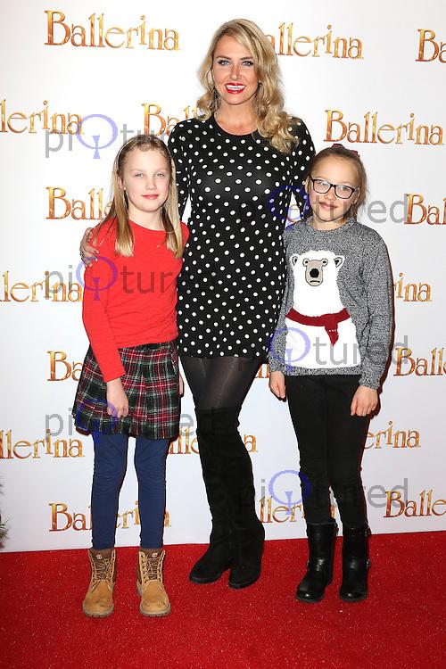 Nancy Sorell, Ballerina - Special Screening, May Fair Hotel, London UK, 03 December 2016, Photo by Richard Goldschmidt