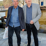 NLD/Amsterdam/20150420 - Presentatie L'Homo 2015, Paul Haenen en partner