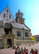 Wawel Cathedral, Cracow, Poland
