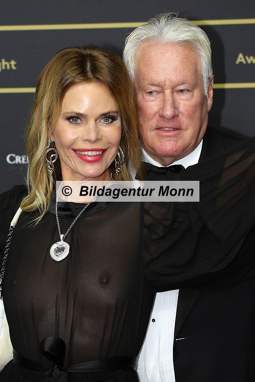 Irina und Walter Beller anlässlich der Zürcher Film-Festspiele 2019