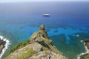 St Paul's Point, Bounty Bay, Pitcairn island<br />