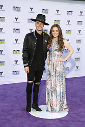 HOLLYWOOD, CA - OCTOBER 26: Jesse y Joy attends Telemundo's Latin American Music Awards 2017 held at Dolby Theatre on October 26, 2017. Byline, credit, TV usage, web usage or linkback must read SILVEXPHOTO.COM. Failure to byline correctly will incur double the agreed fee. Tel: +1 714 504 6870.