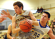 Central Bucks West at Quakertown Basketball