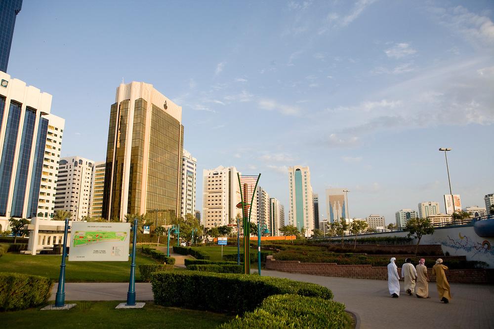 Abu Dhabi, United Arab Emirates (UAE)..February 3rd 2009..