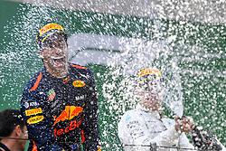 April 15, 2018 - Shanghai, China - Shanghai: Motorsports: Formula 1 2018 Heineken Chinese Grand Prix.Chinese Formula One Grand Prix Shanghai Circuit in Shanghai, China.#3 Daniel Ricciardo (AUS, Red Bull Racing) (Credit Image: © Hoch Zwei via ZUMA Wire)