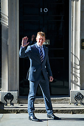 © Licensed to London News Pictures. 18/07/2016. London, UK. British astronaut TIM PEAKE attends a reception in Downing Street, London on 18 July 2016. Photo credit: Tolga Akmen/LNP