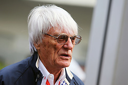 Bernie Ecclestone (GBR).<br /> 28.10.2016. Formula 1 World Championship, Rd 19, Mexican Grand Prix, Mexico City, Mexico, Practice Day.<br /> Copyright: Moy / XPB Images / action press