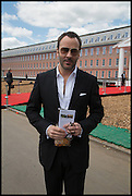 TOM FORD, Masterpiece London 2014 Preview. The Royal Hospital, Chelsea. London. 25 June 2014.