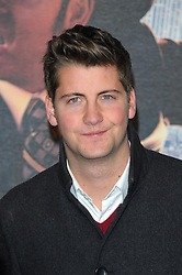 Stevie Jonson during the UK premiere of 'Anchorman 2: The Legend Continues' at Vue West End, London, United Kingdom. Wednesday, 11th December 2013. Picture by Chris Joseph / i-Images