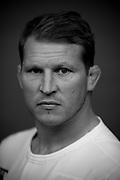 Dylan Hartley - England Captin. Dylan Hartley Portrait