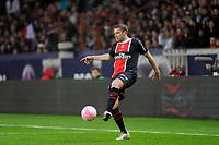 FOOTBALL - FRENCH CHAMPIONSHIP 2011/2012 - L1 - PARIS SAINT GERMAIN v AS SAINT ETIENNE - 2/05/2012 - PHOTO JEAN MARIE HERVIO / DPPI - SYLVAIN ARMAND (PSG)