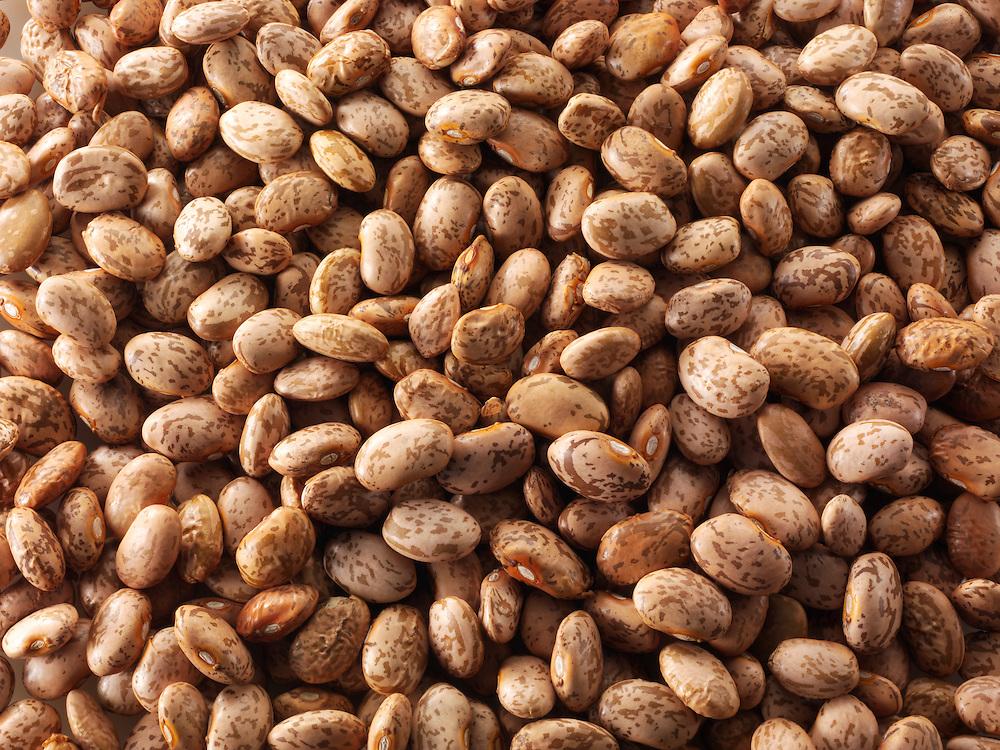 Red Mullet Beans or Barbunya Beans - Stock Photos