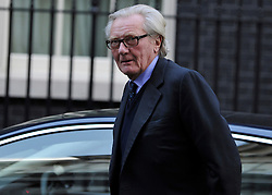 © Licensed to London News Pictures. 07/12/2011, London, UK. MICHAEL HESELTINE arrives Ten Downing Street today 7th December 2011.  Photo credit : Stephen Simpson/LNP