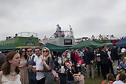 CUT-OUT OF THE QUEEN, 2016 Investec Derby, Epsom Downs.  4 June 2016
