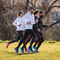 Reebok Boston Track Club<br /> home base training<br /> Rogers